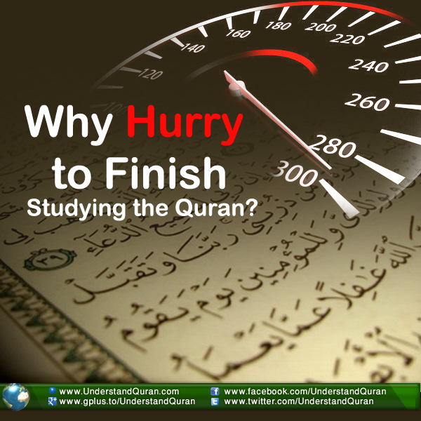 understand-quran-why-hurry