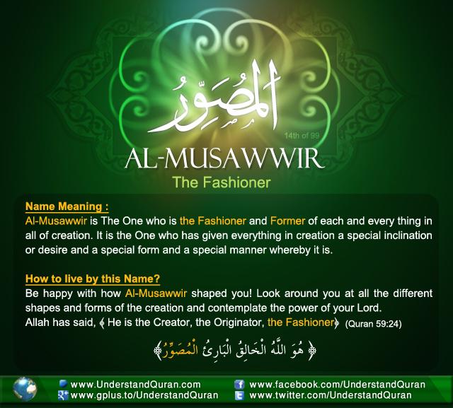 understand-quran-answer-is- almusawwir