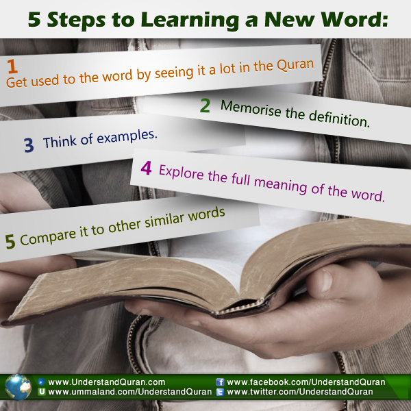 understand-quran-5-steps-to-learn-new-word