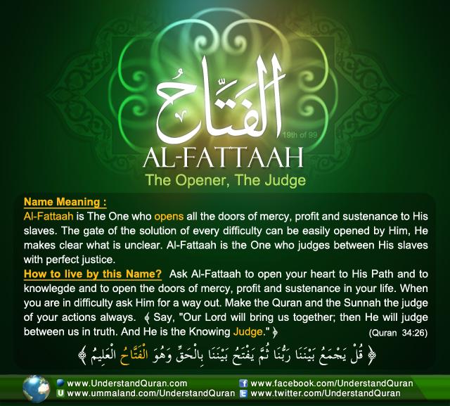 Name_19_Al-Fattaah