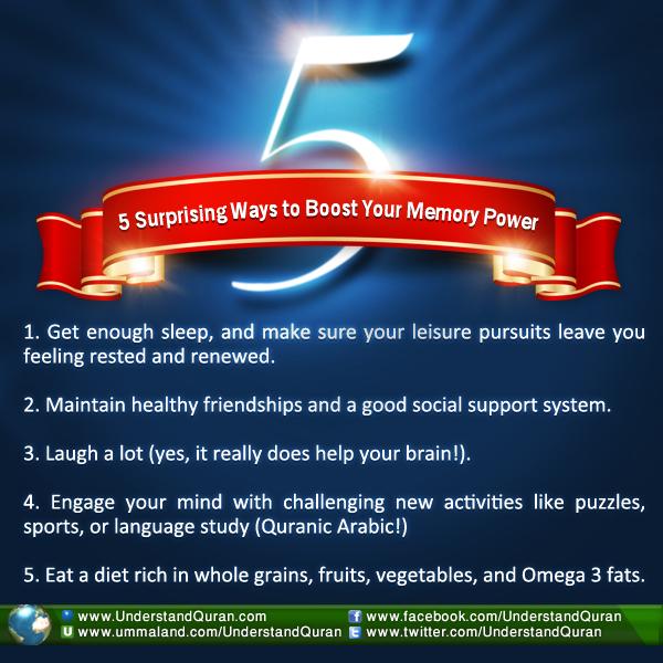 understand-quran-five-ways-to-aid-memory