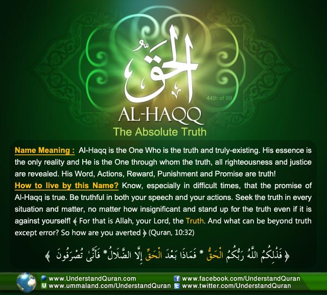 Name_44_Al-Haqq
