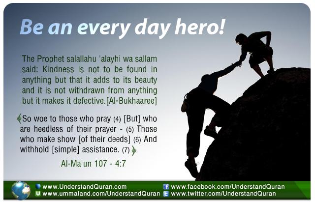 everyday hero essay