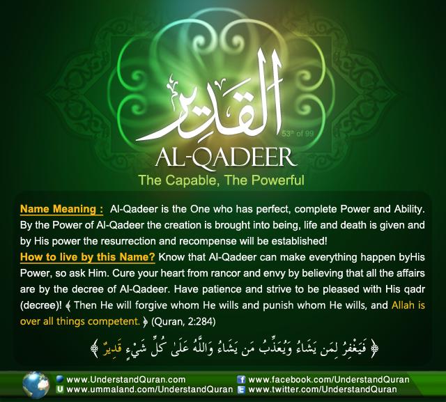 Name_53_ Al-Qadeer