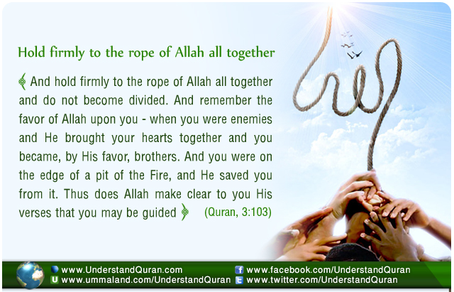 unity in the quran