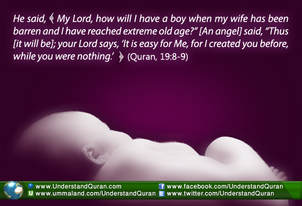 A Prophetic Example of Dua for Those Trying to Conceive