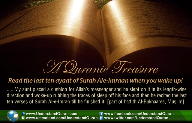 6 Life Lessons From the Last 10 Ayaat of Surah Ale-Imraan