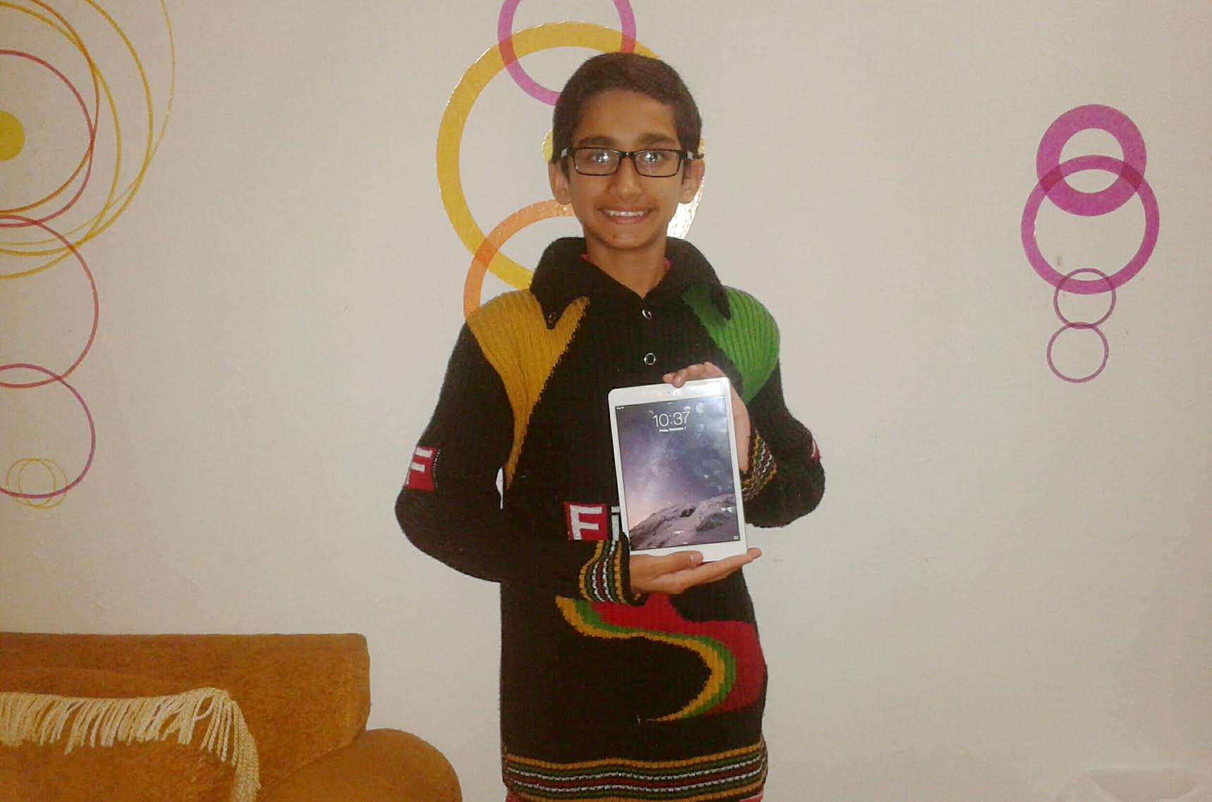 iPad_winner_Tabreez_Ahmed