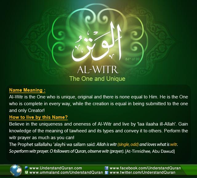 Name_84_Al-Witr