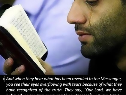Why Am I So Sad? And What Does the Quran Say About My Tears?