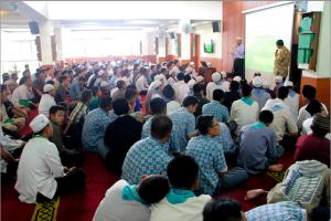 Islamic Boarding School, Daarut Tauhid