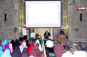 At Mosque University of Indonesia