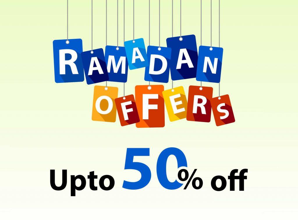 Ramadan Offers 2018